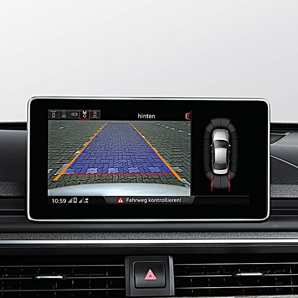 Audi Achteruitrijcamera Q2 / Q3