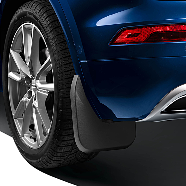 Audi Spatlappen achterzijde Q3 SB