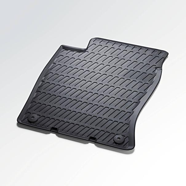 Audi Rubberen mattenset A4, voor
