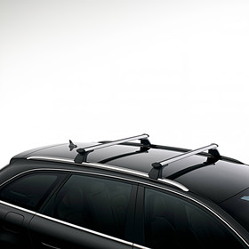 Audi Dakdragers Q7, met dakrailing
