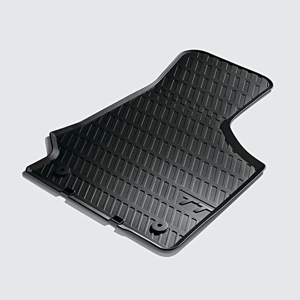 Audi Rubberen mattenset TT, voor