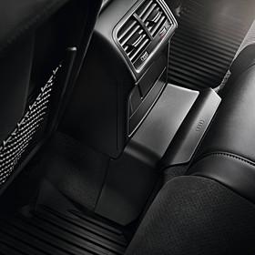 Audi Rubberen mattenset A4 en A5 Sportback, achter