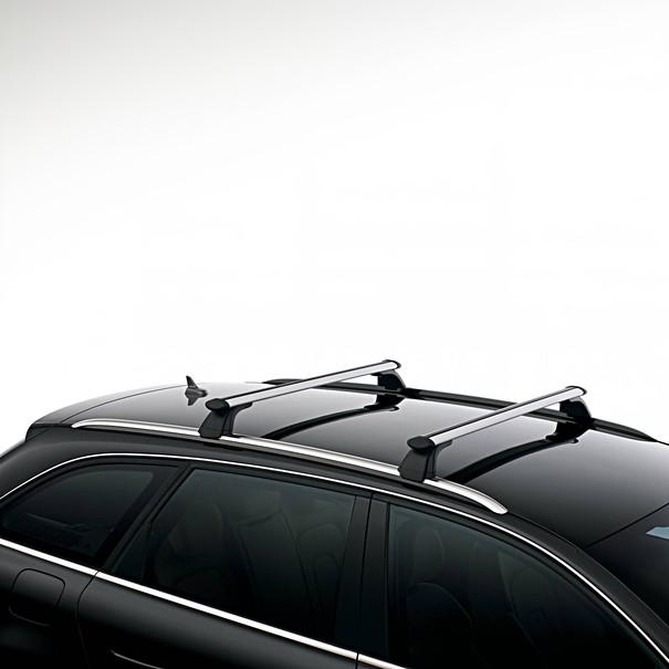 Audi Dakdragers A4 allroad quattro, met dakrailing
