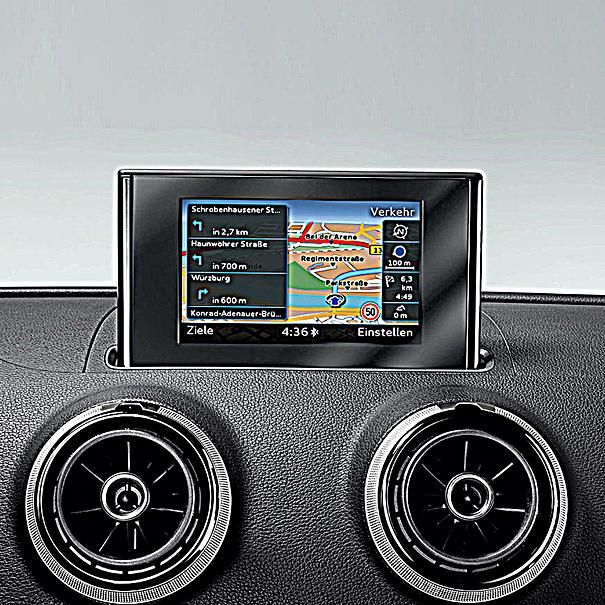 Audi Navigatie update RNS-E, Europa 2020