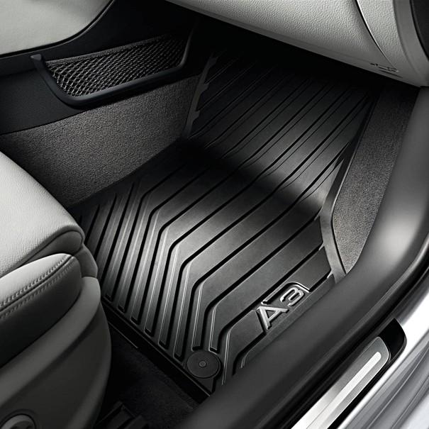 Audi Rubberen mattenset A3,voor en achter