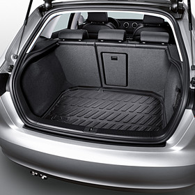 Audi Kofferbakmat A3 Sportback quattro
