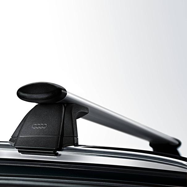 Audi Dakdragers A3 Sportback, met dakrailing