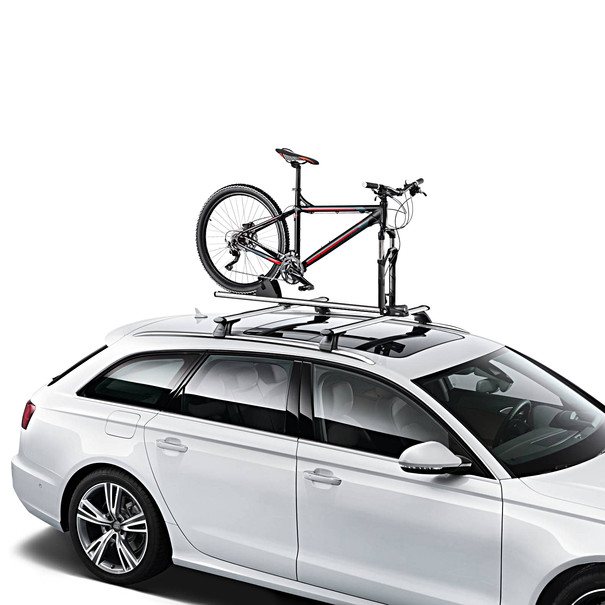 Audi Fietshouder (voorvork) voor op dakdragers, 1 fiets