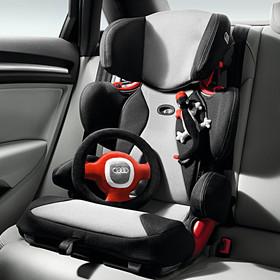 Audi Rob de gekko knuffel
