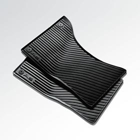 Audi Rubberen mattenset A5, achter