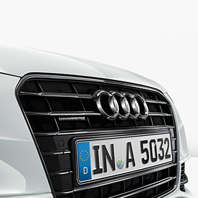Audi Chromen grille sierlijsten, A5