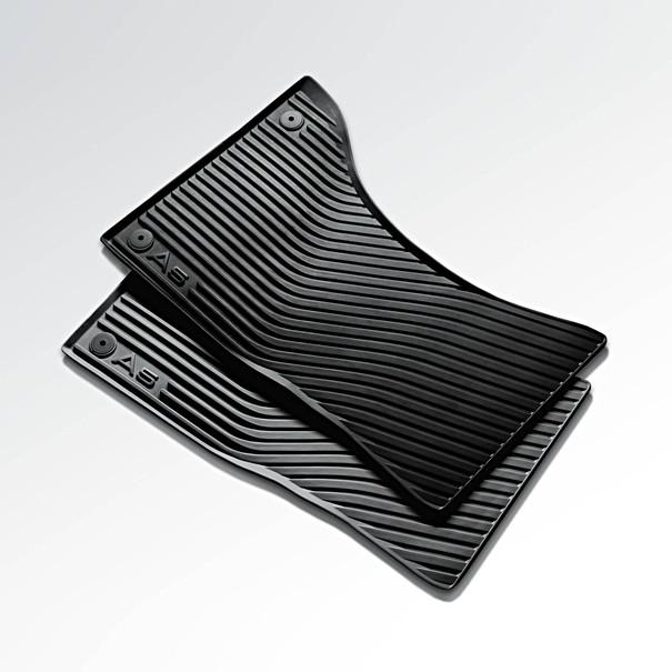 Audi Rubberen mattenset A5, voor