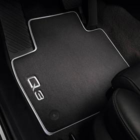 Audi Veloursmatten Q3, voor