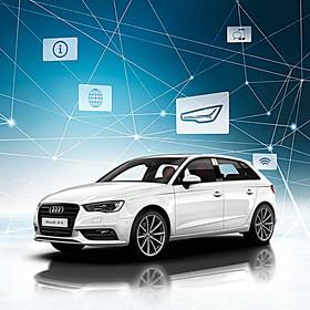 Audi connect infotainment services 1 jaar