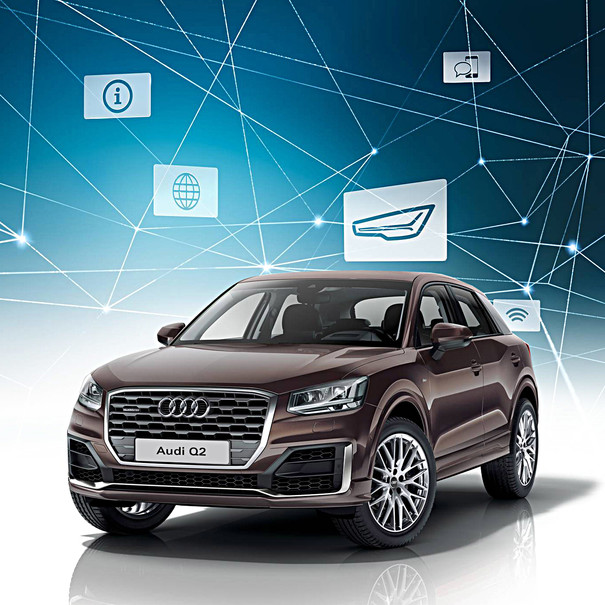Audi connect infotainment services 1 jaar