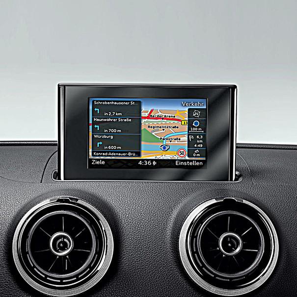 Audi Navi update versie Europa 2019  (MIB MMI-S)