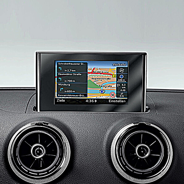 Audi Navi update versie Europa 2020/2021 (MIB MMI-S)