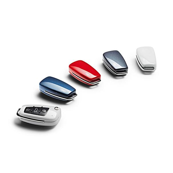 Sleutelcover Misano rood, Audi ringen
