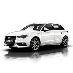 Audi 18 inch lichtmetalen zomerset, 10-spaaks titaniumlook