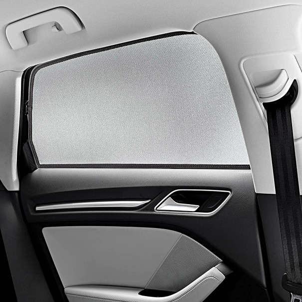 Audi Zonwering achterportieren, A3 Limousine