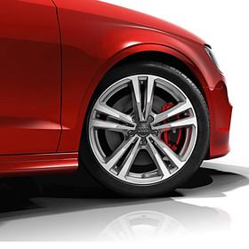 Audi 18 inch lichtmetalen zomerset, S-line