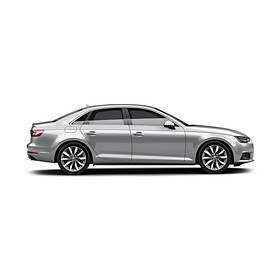 Audi 18 inch lichtmetalen zomerset, 10-spaaks