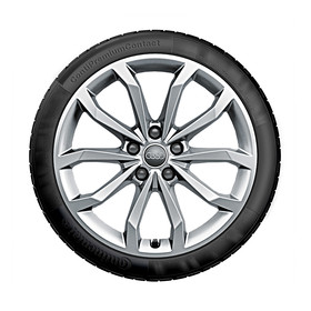 Audi 18 inch lichtmetalen zomerset, 10-spaaks-V