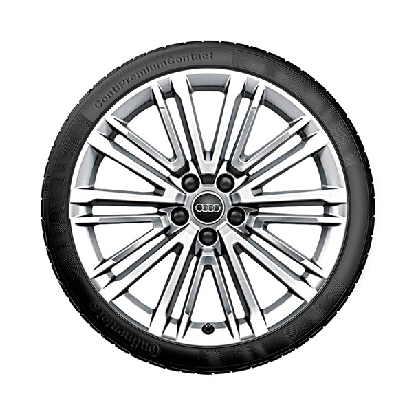 Audi 19 inch lichtmetalen zomerset, 10-spaaks