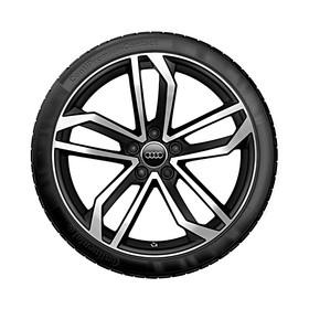 Audi 19 inch lichtmetalen zomerset, 5-arm Sidus