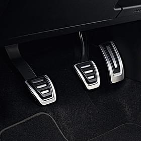 Audi Sportpedalen, handgeschakeld