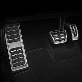 Audi Sportpedalen met voetsteun, automaat