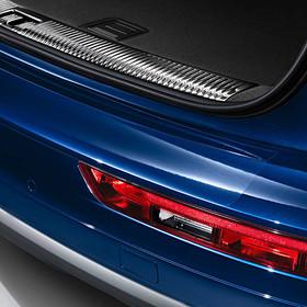 Audi Achterbumper beschermfolie, A4 Limo