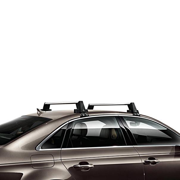 Audi Dakdragers A4 Limo, zonder dakrailing
