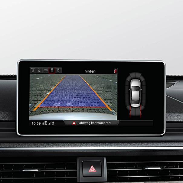 Audi Achteruitrijcamera A5 cabrio