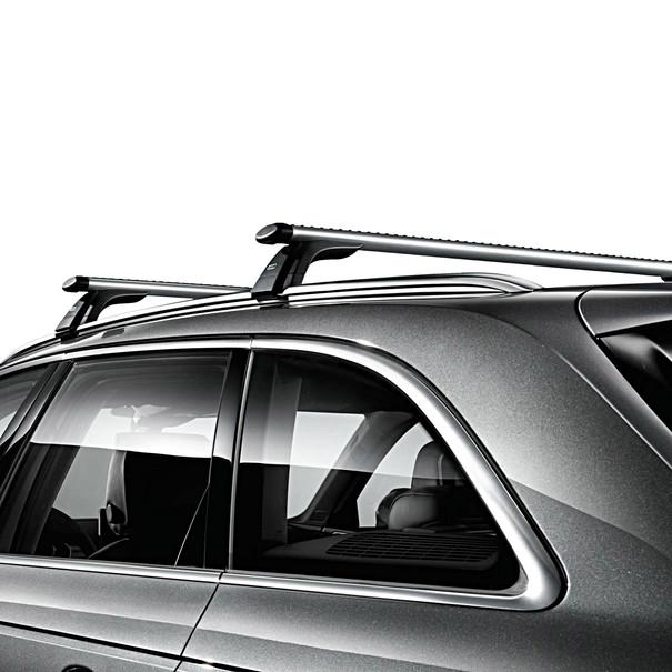 Audi Dakdragers A4 Avant, met dakrailing