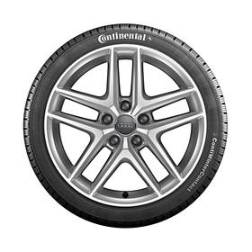 Audi 17 inch lichtmetalen winterset, 5-arm parallelspaak