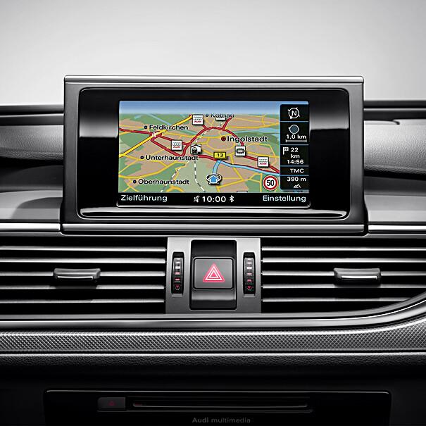 Audi Navigatie update RMC, Europa 2020