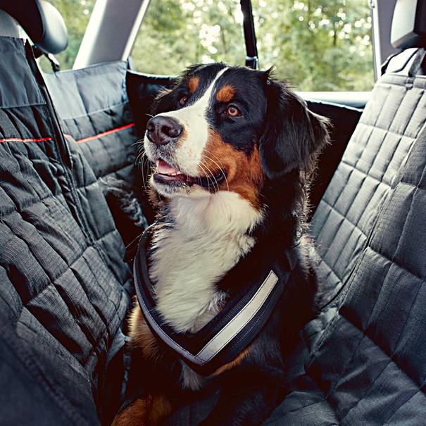 Audi Honden beschermdeken achterbank