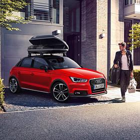 Audi Ski- en bagagekoffer, 360 liter