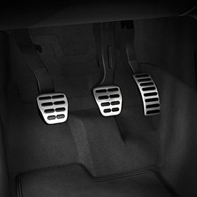 Audi Sportpedalen A1, handgeschakeld
