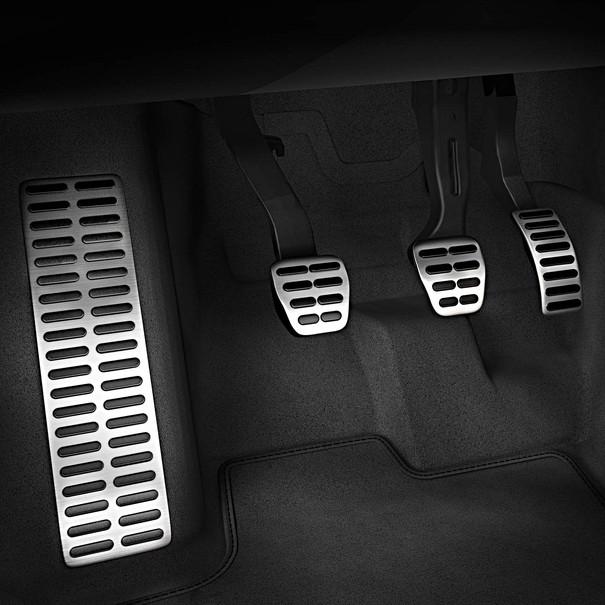 Audi Sportpedalen met voetsteun A1, automaat