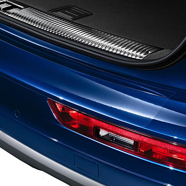 Audi Achterbumper beschermfolie, A3
