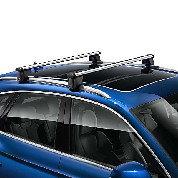 Audi Dakdrager A3, inclusief dakreling