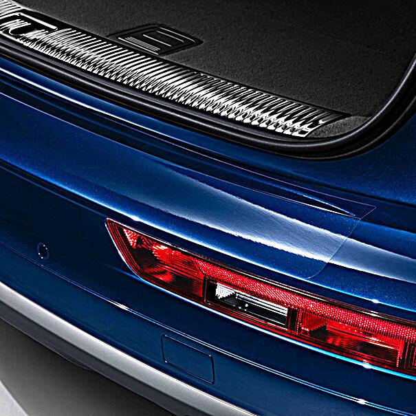 Audi Achterbumper beschermfolie, A3 limousine