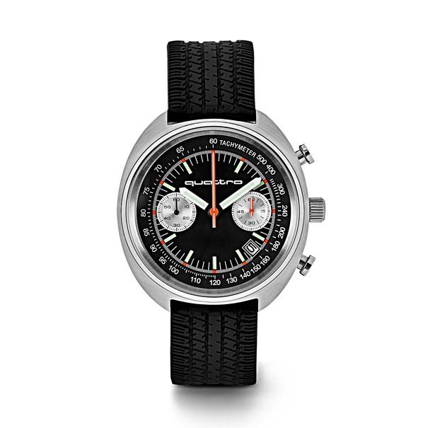 Audi Horloge chronograaf Heritage, quattro