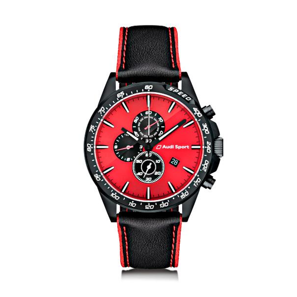 Horloge chronograaf, Audi Sport