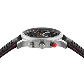 Horloge chronograaf carbon, Audi Sport