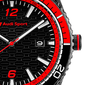 Horloge, Audi Sport