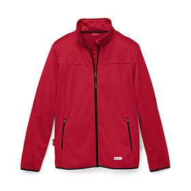 Softshell jas Audi Sport, heren, rood