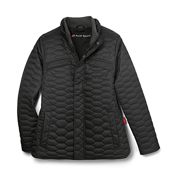 Quilted jack dames, Audi Sport